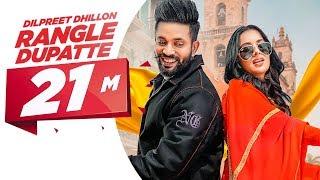 Rangle Dupatte Lyrics In Hindi