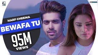 Bewafa Tu Lyrics In Hindi