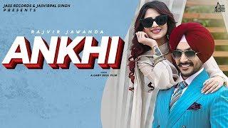 Ankhi Lyrics In Hindi