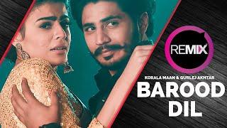 Barood Dil Lyrics In Hindi