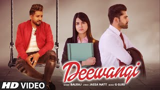 Deewangi Lyrics In Hindi