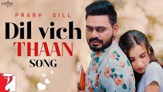 Dil Vich Thaan Lyrics In Hindi