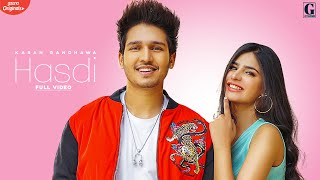 HASDI Lyrics In Hindi