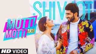 Motti Motti Akh Lyrics In Hindi