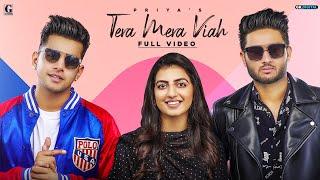 Tera Mera Viah Lyrics In Hindi