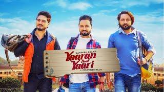 Yaaran Naal Yaari Lyrics In Hindi