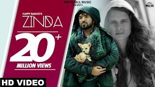 ZINDA Lyrics In Hindi