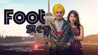 FOOT STEP LYRICS In Hindi