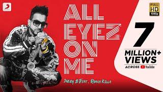 All Eyez On Me Lyrics In Hindi