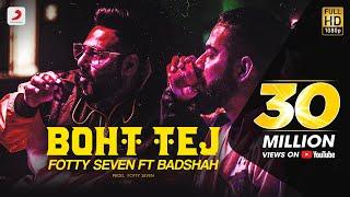 Boht Tej Lyrics In Hindi