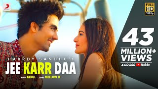 Jee Karr Daa Lyrics In Hindi