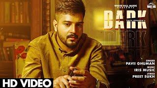 DARK डार्क Lyrics In Hindi - Pavii Ghuman