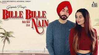 Bille Bille Nain Lyrics In Hindi