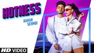 Hotness Lyrics In Hindi