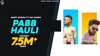 Pabb Hauli Lyrics In Hindi