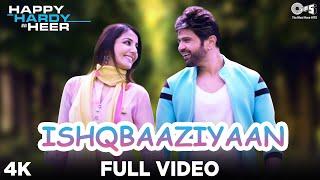 Ishqbaaziyaan Lyrics In Hindi