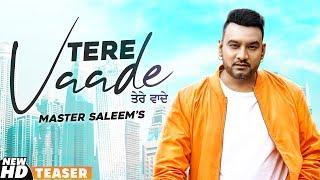 Tere Vaade Lyrics In Hindi