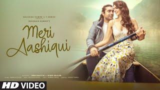 Meri Aashiqui Lyrics In Hindi