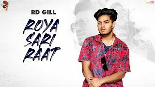 Roya Sari Raat Lyrics In Hindi