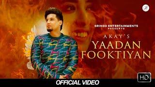 Yaadan Fooktiyan Lyrics In Hindi