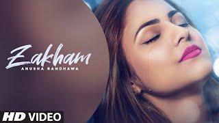 Zakham Lyrics In Hindi