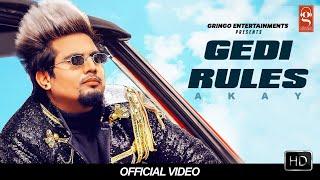 Gedi Rules Lyrics In Hindi