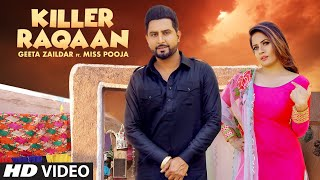 Killer Raqaan Lyrics In Hindi