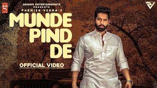 Munde Pind De Lyrics In Hindi