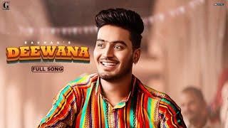 Deewana Lyrics In Hindi - Raunaq