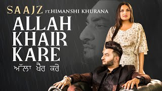 Allah Khair Kare Lyrics in Hindi