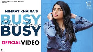 Busy Busy Lyrics In Hindi
