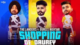 Shopping De Daurey Lyrics In Hindi