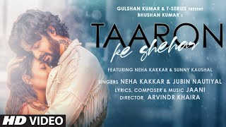 Taaron Ke Shehar Lyrics In Hindi