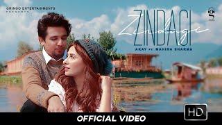 Zindagi Lyrics In Hindi