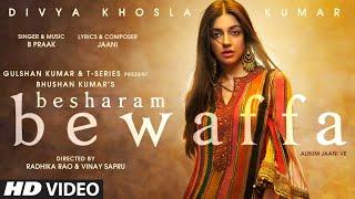 Besharam Bewaffa Lyrics In Hindi