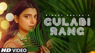 Gulabi Rang Lyrics In Hindi