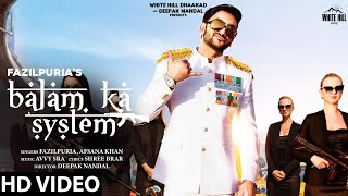 Balam Ka System Lyrics In Hindi