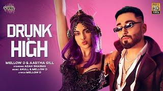 Drunk N High Lyrics In Hindi