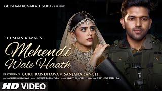 Mehendi Wale Haath Lyrics In Hindi