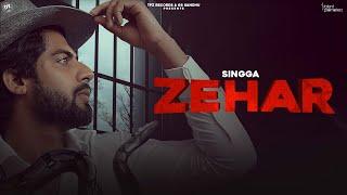 Zehar Lyrics In Hindi