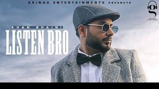 Listen Bro Lyrics In Hindi