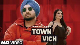 Town Vich Lyrics In Hindi