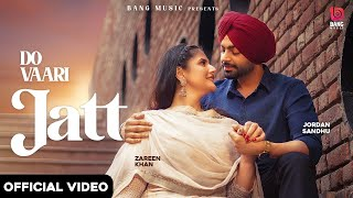 Do Vaari Jatt Lyrics In Hindi