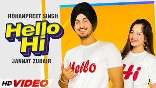 Hello Hi Lyrics In Hindi