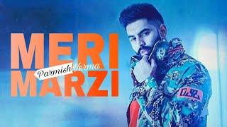 Meri Marzi Lyrics In Hindi