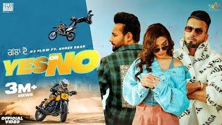 Yes Or No Lyrics In Hindi