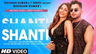Shanti Lyrics In Hindi
