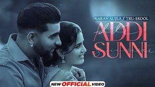 Addi Sunni Lyrics In Hindi