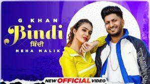 Bindi Lyrics In Hindi
