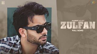 Zulfan Lyrics In Hindi
